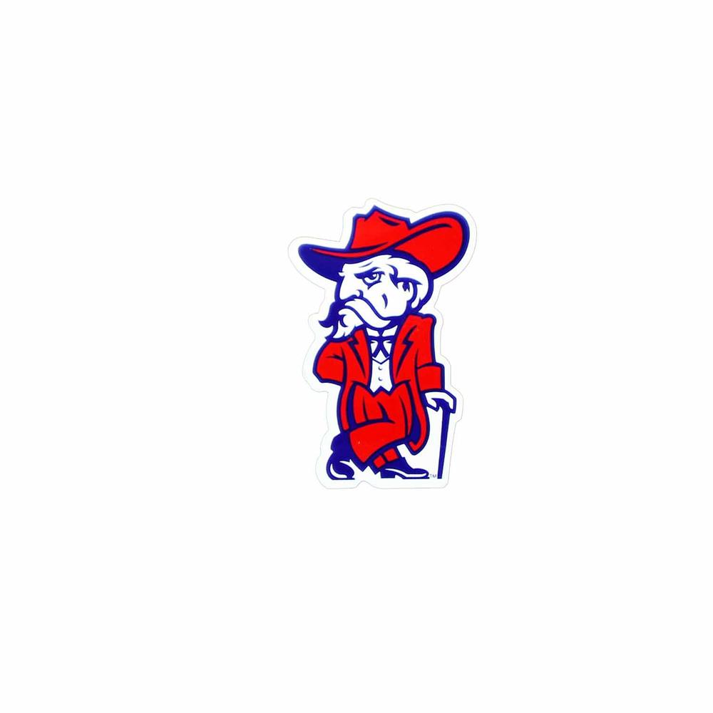 3.5 Inch Colonel Reb Decal