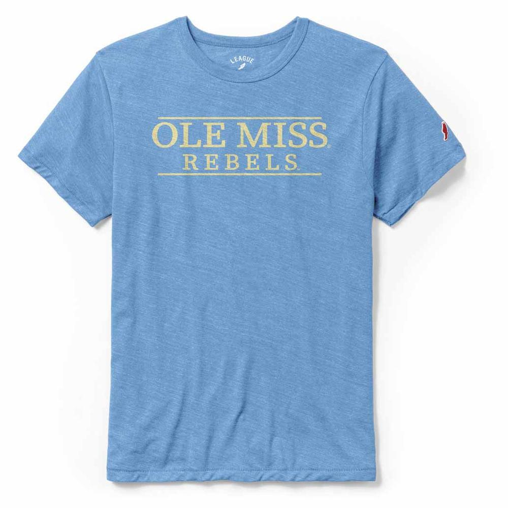 Ole Miss Rebels Victory Falls Tee