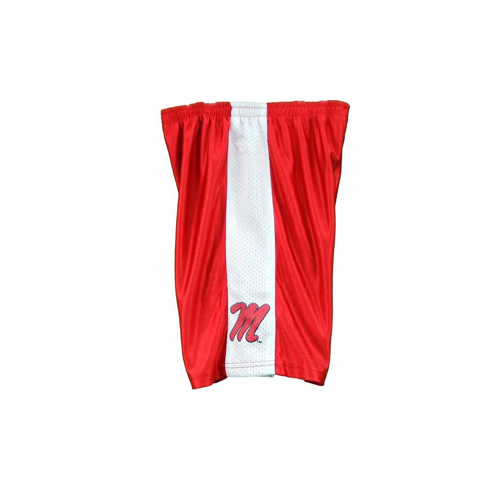 Ole Miss Kids Basketball Shorts