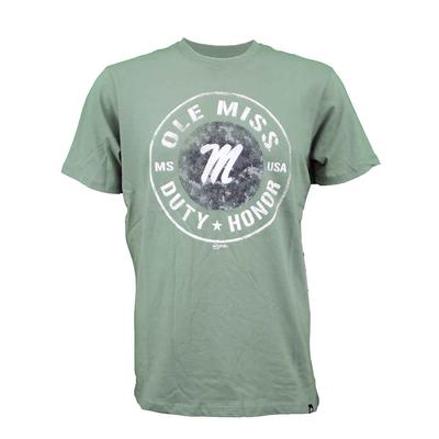 OLE MISS OHT CHAMBER SUPER RIVAL TEE