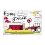 OLE MISS HOME GROWN WALL SIGN