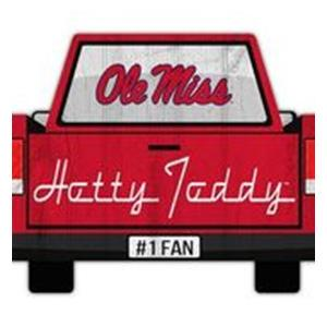 OLE MISS HOTTY TODDY TRUCK TAILGATE