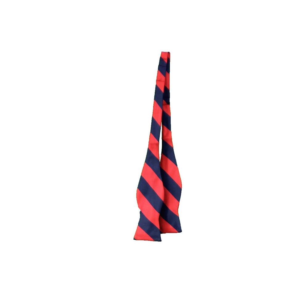 Stripe Self Tie Bow Tie