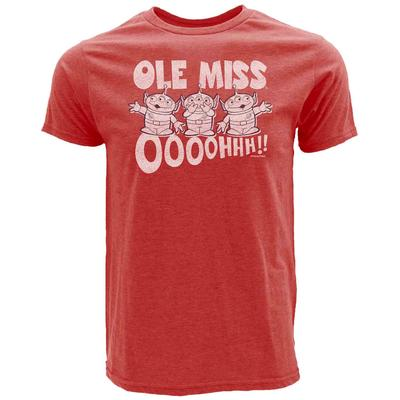 OLE MISS REBELS ALIENS SS YOUTH SPECIAL BLEND TEE