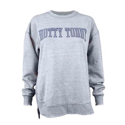 HOTTY TODDY SUPER BLOCK VINTAGE PONCHO CREW