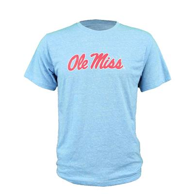 SCRIPT OLE MISS YOUTH SS KNOBBY TEE