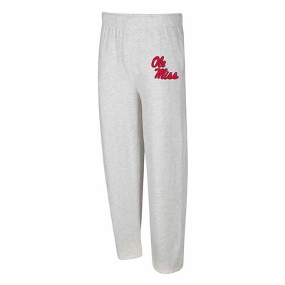 MENS OLE MISS TERRY PANT