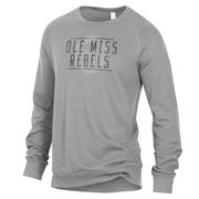 OLE MISS REBELS WASHED TERRY CHAMP