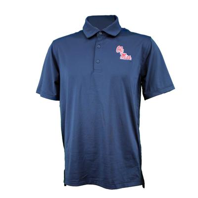 OLE MISS SOLID POLO
