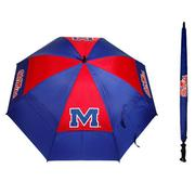 62 NAVY OLE MISS UMBRELLA