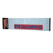 OLE MISS ALUMNI DECAL