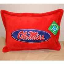 FLEECE THROW PILLOW 14INX20IN