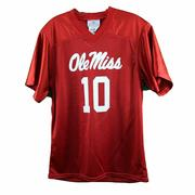 NO 10 OVERTIME FOOTBALL JERSEY