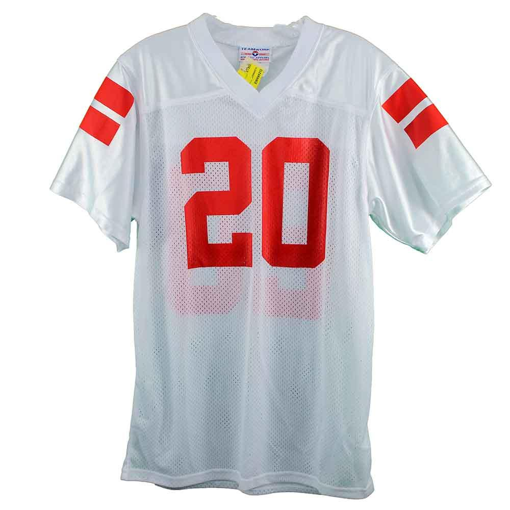 No 20 Overtime Football Jersey