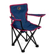 OLE MISS NAVY TODDLER CHAIR