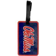 OLE MISS SOFT BAG TAG