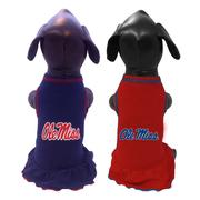 OLE MISS DOG DRESS