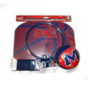 OLE MISS HOOP & NET SET