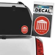 RED LYCEUM DECAL
