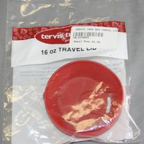 TERVIS 160Z RED TRAVEL LID