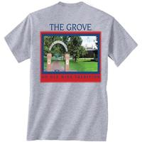 GROVE WALK OF CHAMPIONS TEE