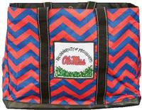 OLE MISS LARGE TOTE