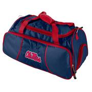 OLE MISS ATHLETIC DUFFEL