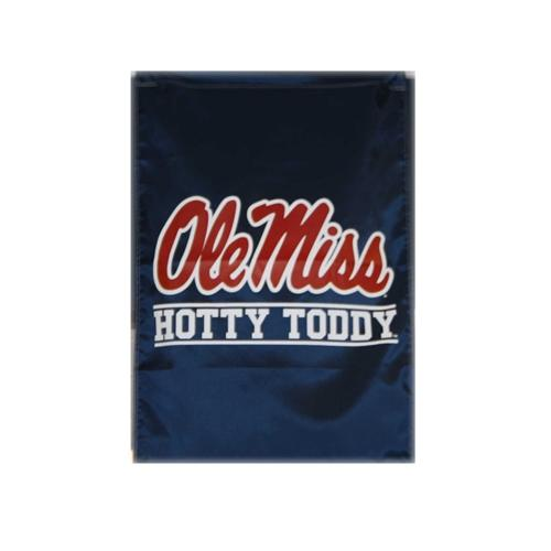 2 Sided Ole Miss Hotty Toddy B