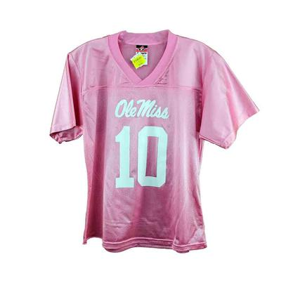 NO10 WMN TOUCH FOOTBALL JERSEY