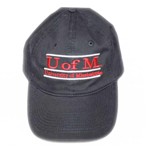Navy Game Bar Hat U Of M