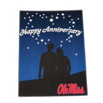 OLE MISS ANNIVERSARY CARD