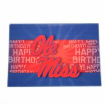 SCRIPT OLE MISS HAPPY BIRTHDAY