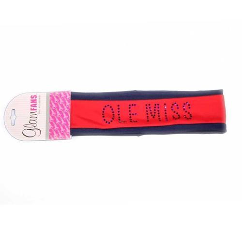 Ole Miss Stretch Headband